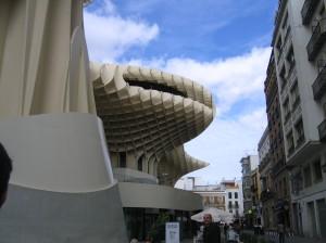 Plaza de la Encarnacion, Sevilla