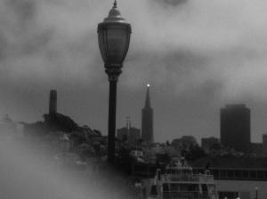 Fog, San Francisco, CA.  2010