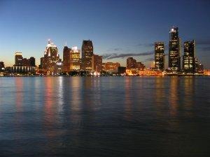 Detroit Skyline (WikiMedia)