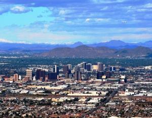 Downtown Phoenix, AZ (Wikimedia)
